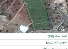 ارض للبيع في جرش
