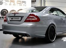 مطلوب رفراف خلفي لسيارة مرسيدس CLK 2004