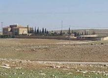 قطعة أرض مميزة للإستثمار , 10 دونمات بمنطقة الذهيبة الغربية  قريبة من طريق المطار بسعر مغري جداً