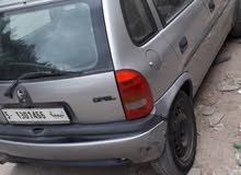 Opel Corsa in Tripoli