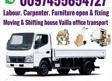 Doha Shifting Moving fixing carpenter house Vailla offers transport 55654727