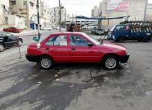Used condition Daihatsu Charade 1998 with +200,000 km mileage