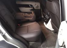 Range Rover Vogue 2020 for rent in Cairo