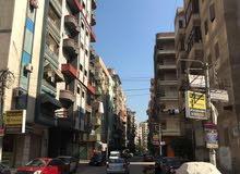 شقتين للبيع فى شارع نقابه الاطباء