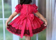 فستان بناتي لعيد