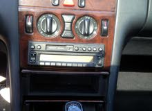 مرسيدس عوينات  موديل1997 ماشيه 170 محركE230 السيراه فل