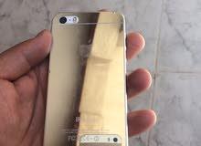ايفون 5sمستعمل نظيف