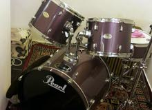 professional pearl drums