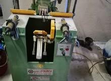 معمل لصناعه الpvc تركي الصنع ما مشتغل هواي كامل بدون نقص