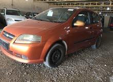 Daewoo Kalos 2002 For sale - Orange color