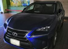 Used condition Lexus NX 2016 with 90,000 - 99,999 km mileage