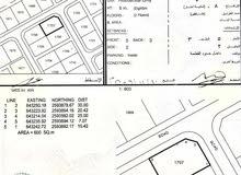 العامرات / مخطط عدن - الارض كورنر و فرصه للاستثمار