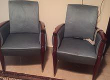 كرسي صالون(عدد 2)