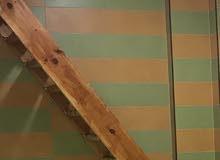 سلم خشب اصلي للبيع