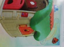 تجهيز حضانات وروضات أطفال (ماسه للألعاب)