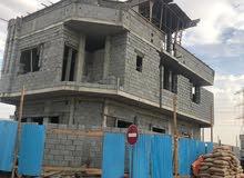 ارض للبيع رقم (2036) شارع واحد بمنطقه حى الياسمين من الطريق العام مساحه(216)متر