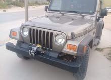 2005 Jeep Wrangler 4/4