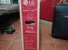 New LG 43 inch