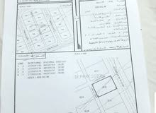 3 قطع سكنية شبك بلوك بمساحة 1862 م شناص النعمة