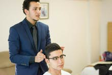 Looking for job (Barber shop) أبحث عن عمل