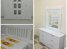 غرف نوم جاهزة ب1800ريال