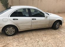Mercedes Benz C 200 2002 For sale - White color