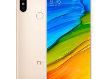 Redmi Note 5 Dual SIM, Gold, 4GB, 64GB 4G LTE (Condition 10/10)