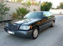 Mercedes Benz S500 1993