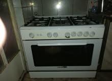 طباخ 5 عيون ايطالي مستعمل متوسط نظافة