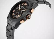 Emporio Armani ceramic watch