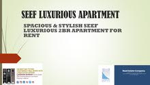 Spacious & Stylish Bedroom Luxury apartment for rent in Seef