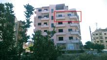 شقة غرفتين بمنطقة النهضة - سويداء