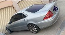 مرسيدس s500 موديل 2003