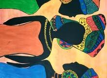 فتيات افريقية