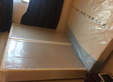 Royal branded cooltech mattress and divan base for sale