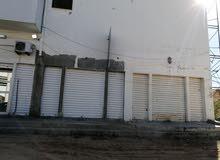 محل أو صالة تجارية  2 سرانتي وسط مصراتة