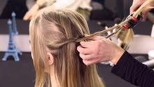 جهاز تضفير الشعر
