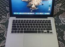 لاب ابل 2012 MacBook Pro بحالة ممتازة جدا بروسيسور كور i5 شاشة 13