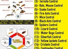 فيفاء لخدمات مكافحة الحشرات