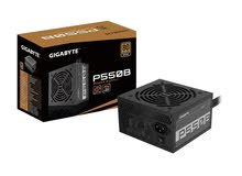 GIGABYTE GP-P550B 550W ATX 12V v2.31 80 PLUS BRONZE Certified