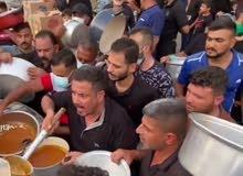 اسلام عليكم كادر متوفر طبخ القيمة النجفية مجانا إهداء ثواب إلى الأمام الحسين (ع)
