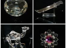 crystal show piece
