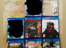 العاب سوني 4 PS4 video games