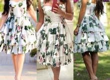 فستان قصير أنيق جودة عالية