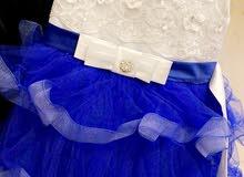 فستان اطفال لبسه واحدة
