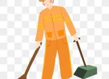 شركة دعاش لأعمال النظافه