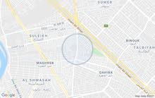 ارض تجارية للايجار 75 متر مربع