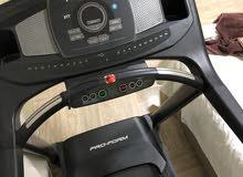 Treadmill machine (PRO-FORM company) جهاز مشي
