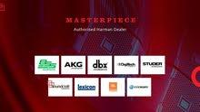 Masterpiece: Best Audio Visual Distributors in UAE  Audio-Visual Distributors in Dubai