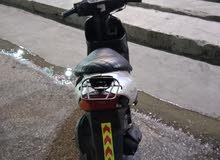 دراجة سازوكي خفاش مابيها نقص تشتغل سلف وهندر والكهربائيات شغالة